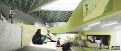 Bayreuth Youth Hostel. Germany. LAVA Architects. 2014