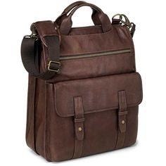 Belmont Convertible Backpack || Levenger