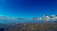 Playa de Regla de Chipiona. Abril 2016