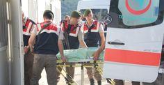 Kütahya'da bir kadın boğazı kesilerek öldürüldü
