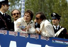 1982 - Villeneuve and Stewart - Imola