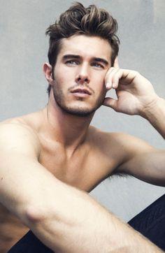 LMM - Loving Male Models (Alex Prange ) . -  Develop the sexual presence of a model! Click the pic.