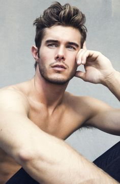 LMM - Loving Male Models (Alex Prange ) . -  Develop the sexual presence of a model! Click the pic.