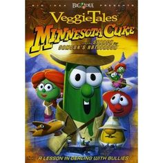 Veggie Tales: Minnesota Cuke And The Search For Samson's Hairbrush  100 OF THESE
