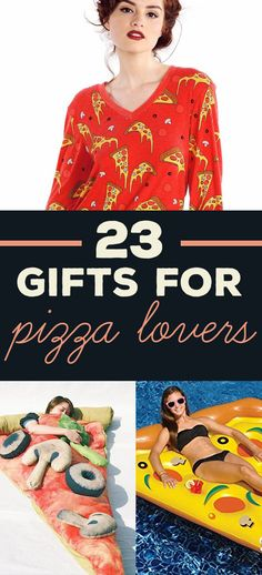 23 Gifts For People Who Love Pizza More Than They Love You