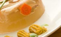 Basische Gemüse-Sülze - Pikant