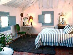 La Casa Rural más bonita del Mundo: Casa Josephine | La Bici Azul: Blog de decoración, tendencias, DIY, recetas y arte