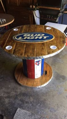 Marvelous Diy Recycled Wooden Spool Furniture Ideas For Your Home No 74