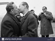 Just a kiss. Russian Revolution, Stock Photos, History, Couple Photos, Kisses, Image, Google Search, Historia, Couple Photography