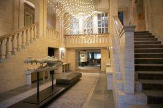 Noken en The Das Stue Hotel, #Berlín. Calma y confort en el diseño de #baños + exclusivo