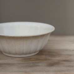 Ironstone Serving Bowl