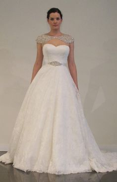 NEW! Simone Carvalli. The Embellished Sash, is Cute.