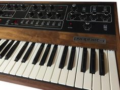 MATRIXSYNTH: Sequential Circuits Prophet 5