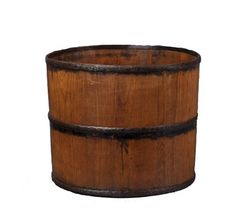 Buy Antique Revival Large Tofu Bucket, Natural - Topvintagestyle.com ✓ FREE DELIVERY possible on eligible purchases