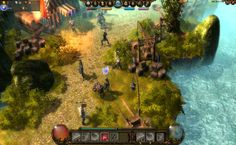 Play the epic browser-based #ActionRPG Game - #Drakensang Online