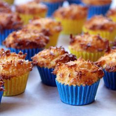 """Filipino Style Coconut Macaroons 
