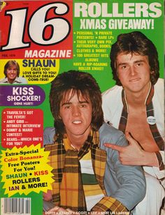 1978 16 Magazine - Bay City Rollers