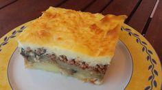Μουσακάς Spanakopita, Pie, Ethnic Recipes, Desserts, Food, Torte, Tailgate Desserts, Cake, Deserts