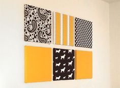 Black and gold decorations for your NKU dorm!