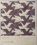 M.C. Escher – Image Categories – Watercolor