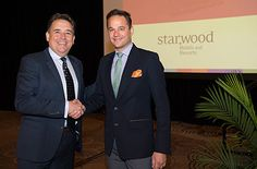 MORE™ coverage about our new partnership with Starwood Hotels in the travel industry press.