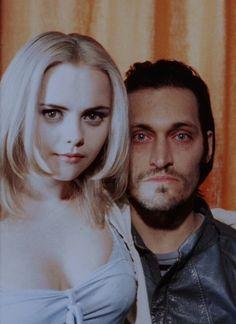 Christina Ricci and Vincent Gallo for Bufallo ´66