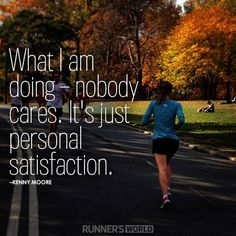 It's Personal | Runner's World