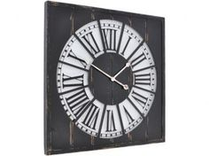 This rustic black square clock is a beautiful (and affordable!) addition to any home design- either as a statement piece, or with other items. Here at Design Essentials we love it over a mantle piece or in a hallway!  http://designessentials.org.uk/product/rustic-black-square-clock/