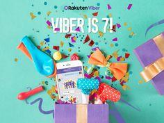 7η Επέτειος Viber: 7 χρόνια η αγαπημένη μας εφαρμογή συνδέει τους ανθρώπους ελεύθερα και με ασφάλεια