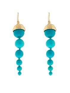 Lakotas pearl drop earrings | Aurélie Bidermann | MATCHESFASHION.COM US