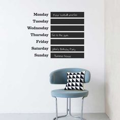 Ferm Living this week - wallsticker