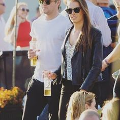 Niall and Celine