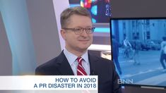 How to avoid a PR disaster in 2018 Business News, Interview, Marketing