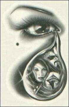 Lowrider Arte Love | TearDrop