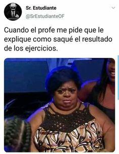 Momazos parah k no te zuicides Funny Spanish Memes, Spanish Humor, Funny Relatable Memes, Mexican Memes, Michaela, New Memes, Cute Memes, Meme Faces, Stupid Memes