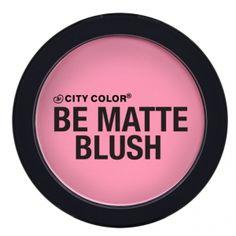 City Color Be Matte Blush
