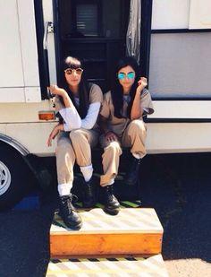 Flaca & Maritza