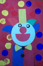 A lot of art ideas with a circus theme on this site. with shapes Preschool Circus, Circus Crafts, Preschool Arts And Crafts, Preschool Activities, Crafts For Kids, Carnival Themes, Circus Theme, Daycare Ideas, School Ideas