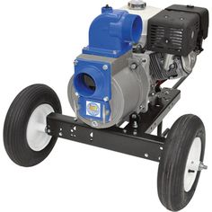 Powered by a reliable Honda GX390 engine with electric start, this pump is designed for applications that require high flow efficiency and solids handling capacity.
