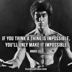 87 Bruce Lee Quotes That Will Inspire You - Succeed Feed