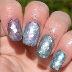 Sally Hansen Pearl Crush Collection - The Polished Mommy