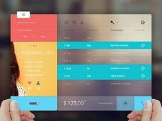 Dribbble - Digital Menu Edits by Nick Lacke E Commerce, Dashboard App, Restaurant App, User Centered Design, Digital Menu, Finance Logo, Financial Peace, User Interface, Ui Design