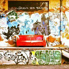 Et si on faisait une pause ? #streetart #marseille #société