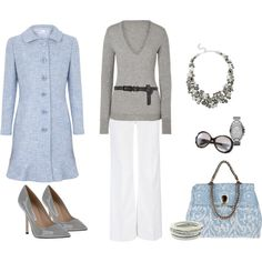 Light Blue and Grey Classic
