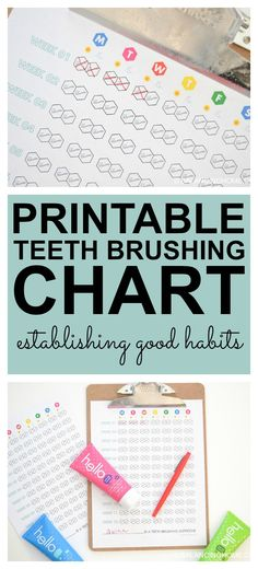 This printable along with this toothpaste https://ooh.li/4b9e9a1 has really helped to establish some good habits with the kids! #spon