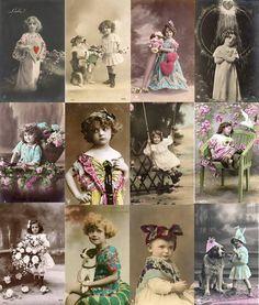 eb12df9aaa3b Crianças Fotografias Antigas, Fotos Antigas, Arquivos Digitais, Lindas  Imagens, Artes E Artesanato