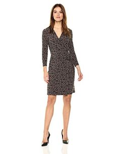 New Anne Klein Women's Printed Ity Classic Wrap Dress online. Find great deals on FairOnly Dresses from top store. Sku odsj79821ldho59779
