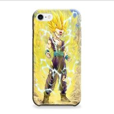 Super Saiyan iPhone 7 Plus 3D Case