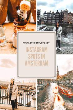 Lokale und Orte in Amsterdam für die besten Fotos