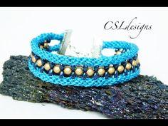 RounDuo kumihimo bracelet - YouTube